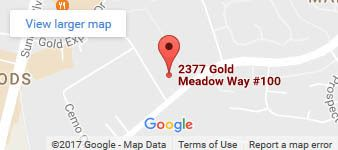 2377 Gold Meadow Way, Suite 100 Gold River, CA 95670 Map