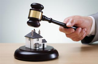 Judge slams down gavel on mini house